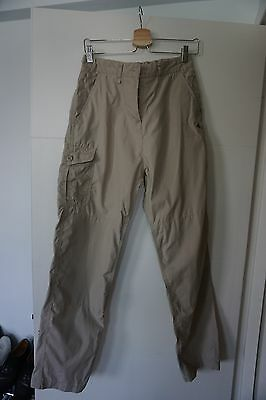 Craghoppers hiking trousers size 10 R 38