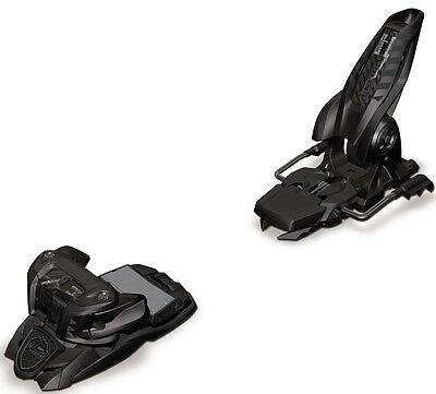 Marker Jester Ski Bindings, 110mm, Black