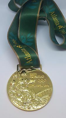 ATLANTA 1996 Olympic Replica GOLD MEDAL