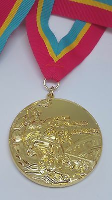 LOS ANGELES 1984 Olympic Replica GOLD MEDAL