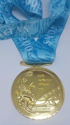 SYDNEY 2000 Olympic Replica GOLD MEDAL