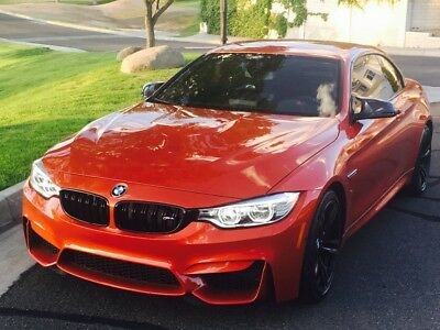 2016 BMW M4 Convertible 2016 mint condition M4 Convertible 1 owner clean title Carfax