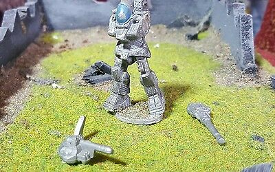 Mechwarrior Ral Partha 1987 metal mech miniature