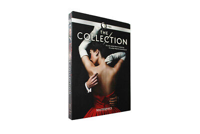Masterpiece The Collection (DVD, 2017, 3-Disc Set) Brand New Sealed