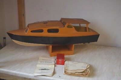 "Veron""huntsman"" R/c Model Boat Plans+Templates • £15.00 - PicClick UK"