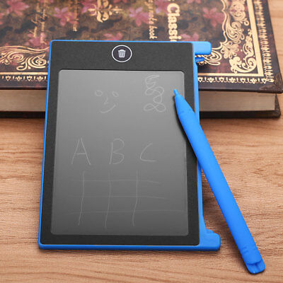 LCD Electronic Digital Writing Tablet Board Drawing Pads Graphic Note Board