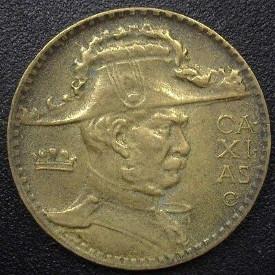 Brazil 1938 2000 Reis Km#542  Nearly Uncirculated