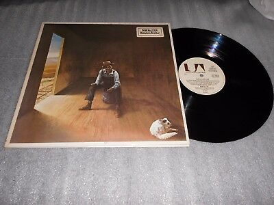 Don McLean 'Homeless Brother' Vinyl Album United Artists Records