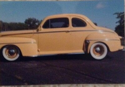 1948 Ford Other  1948 FORD COUPE STREET ROD-FRAME OFF RESTORATION