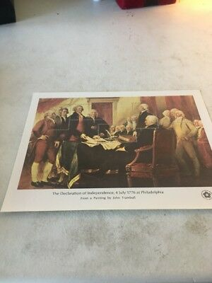 USA American Bicentennial Issue Nh Scott 1686-1689 NH   F-131