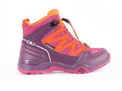 CMP Trekking Shoes Hiking Shoes Ankle Shoe Sirius Mid Pink Water Resistant