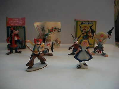 Disneykins  by Marx   lot of 6