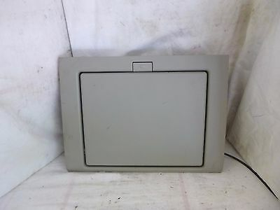 13 14 15 16 17 Buick Enclave DVD Screen Monitor 15293772 T03027