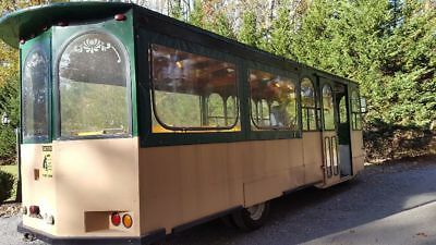 Trolley ,bus, Party Bus,