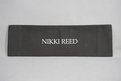 Sleepy Hollow Betsy Ross Nikki Reed Production Used Chair Back Ss 3