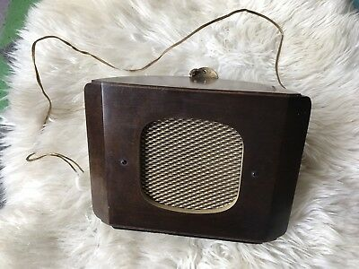 Vintage Hifi Richard Allen Baby Bafflette Speaker Working Nice Sound  Batley