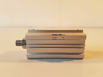 SMC Pneumatic Cylinder 40 MM Bore, 75 MM Stroke - CDQ2B40-75DM