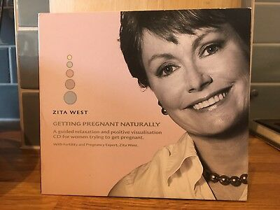 Zita West's 'Getting Pregnant Naturally' relaxation CD