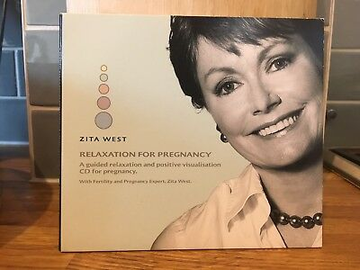 Zita West's 'Relaxation in Pregnancy' CD