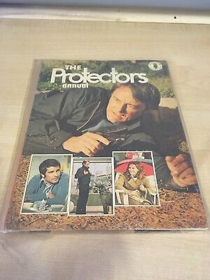The Protectors Annual
