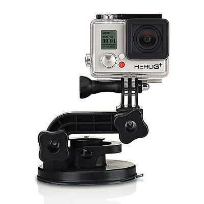 Genuine GoPro AUCMT-302 Suction Cup Camera Mount #40492
