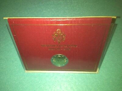 2 Euro Commemorative Vatikan 2008 En Coffret