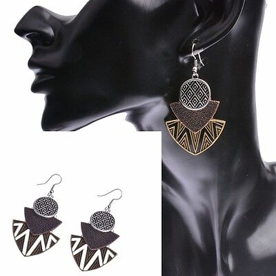 Women's Vintage Bohemian Boho Style Multi-element Ethnic Dangle Alloy Earrings