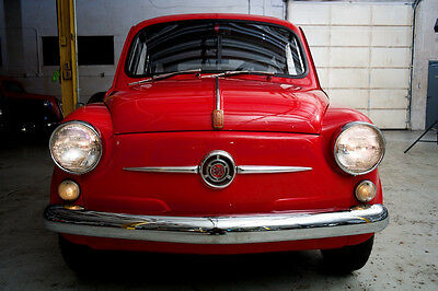 1959 Fiat 600 coupe Very ( RARE ) 1959 FIAT 600 RETRO MOD. Ported 12a Mazda Rotary, VW TRANS Axle, K