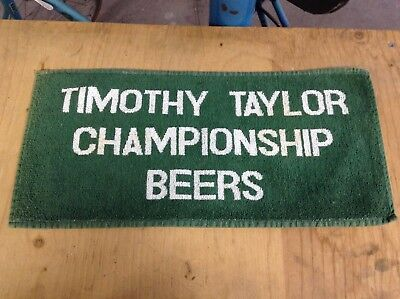 Timothy Taylor - Bar Towel - NEW