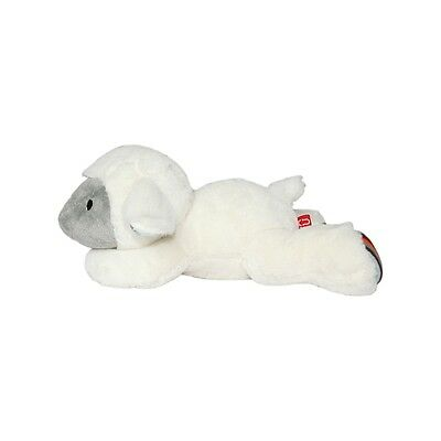 NEW Zazu Animal Plush Toy Baby Comforter Lamb with Heartbeat Sound #`ZALIZ