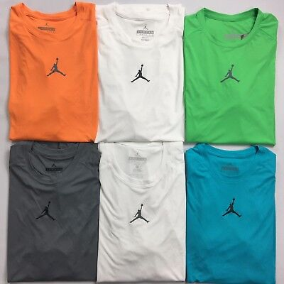 fbce3afdba603c MEN S NIKE DRI-FIT Jordan Jumpman Fitted Training Shirt -  23.99 ...