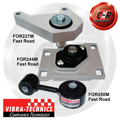 FORD FOCUS (98-04) ST170, SVT Vibra TECHNICS COMPLET SUPPORT MOTEUR Route KIT