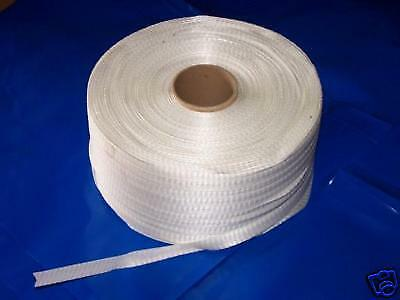 Boat Shrink Wrap Woven Poly Strapping 1/2' x 1500'