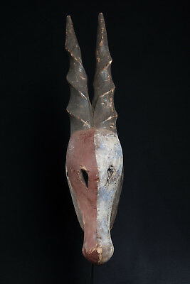 Kwele Mask, Gabon, African Tribal Arts, African Masks