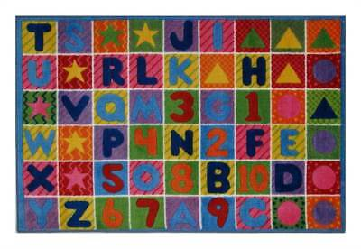 Numbers and Letters Kids Rug [ID 74351]