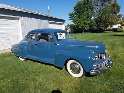 1947 Lincoln Other  1947 Lincoln Club Coupe - Frame Off Restoration