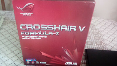 Barely Used-Asus CrossHair V Formula-Z-AM3+-High Quality Gaming Motherboard