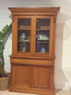 Buffet and Hutch Sideboard Dresser French Provincial Hamptons