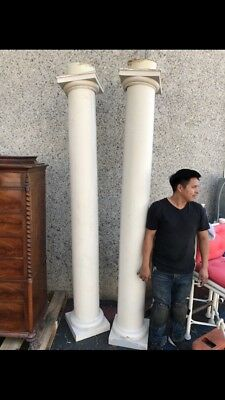 Columns - Architectural Fiber Glass Cement
