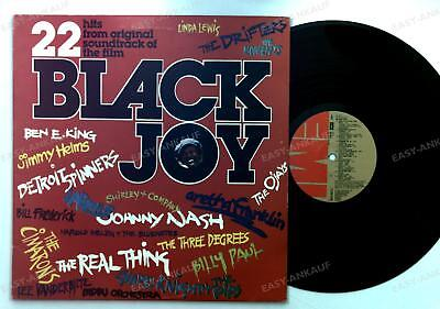 Various - Black Joy: 22 Hits From Original Soundtrack Of The Film SWE LP 77 /4