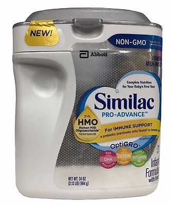 Similac Pro-Advance Infant Formula with Iron for Immune Support 34 OZ