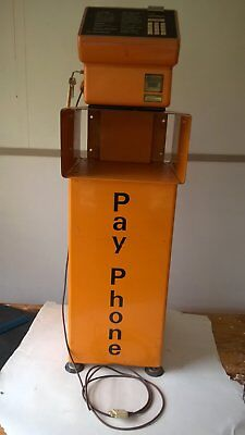 Gold Pay Phone
