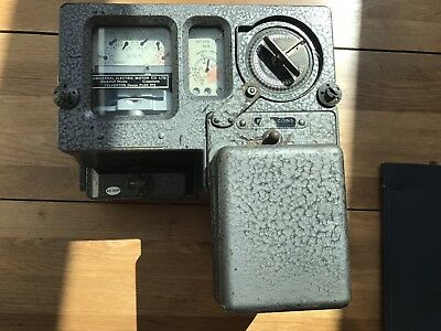 Antique Electric Coin Meter