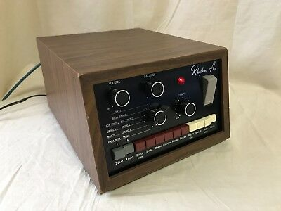 NIHON HAMMOND FR-6 Rhythm Ace vintage drum machine