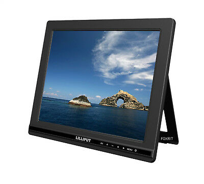 "9.7"" Monitor Led Lilliput Fa1000-Np/c/t  Touchscreen Ingressi Hdmi / Vga / A/v"