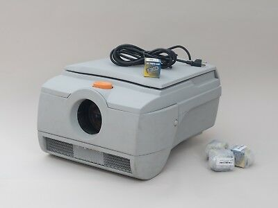 Buhl Mark IV Opus Commercial Opaque Projector 14,000 Lumens 3D Objects +Bulbs