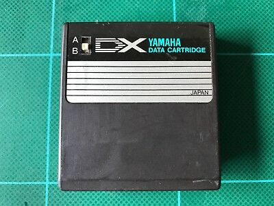 YAMAHA DX7 VOICE ROM #1 Cartridge  free shipping!!