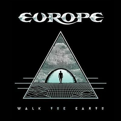Europe 'walk The Earth' Cd (2017)