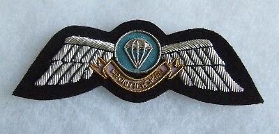 Legion Of Frontiersmen Basic Officers Parachute Airborne Jump Wing