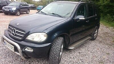 Mercedes ML 270  CDI LEFT HAND DRIVE AUTOMATIC LHD VERY NICE EXAMPLE